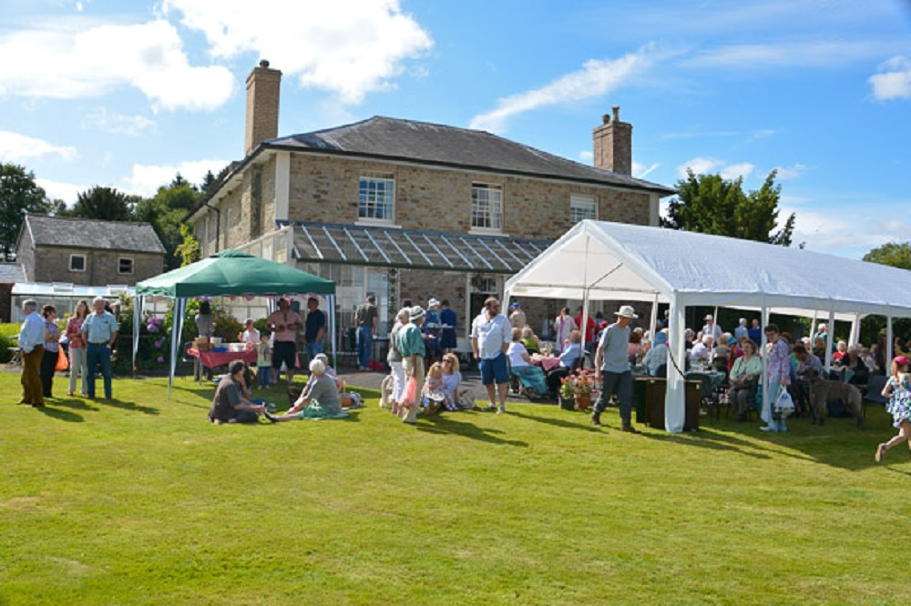The 61st Huntington fete was held in the grounds of Huntington Court