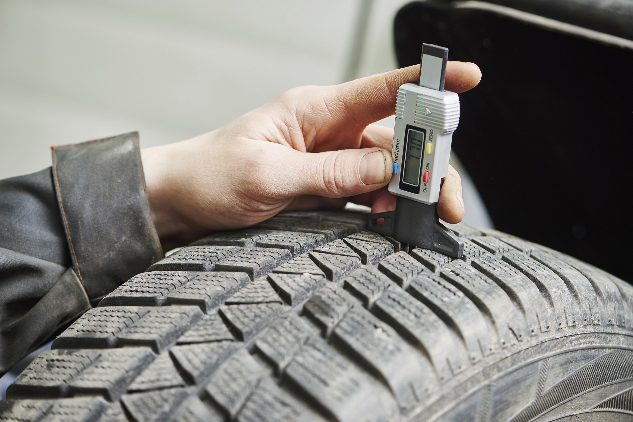 It's Tyre Safety Month