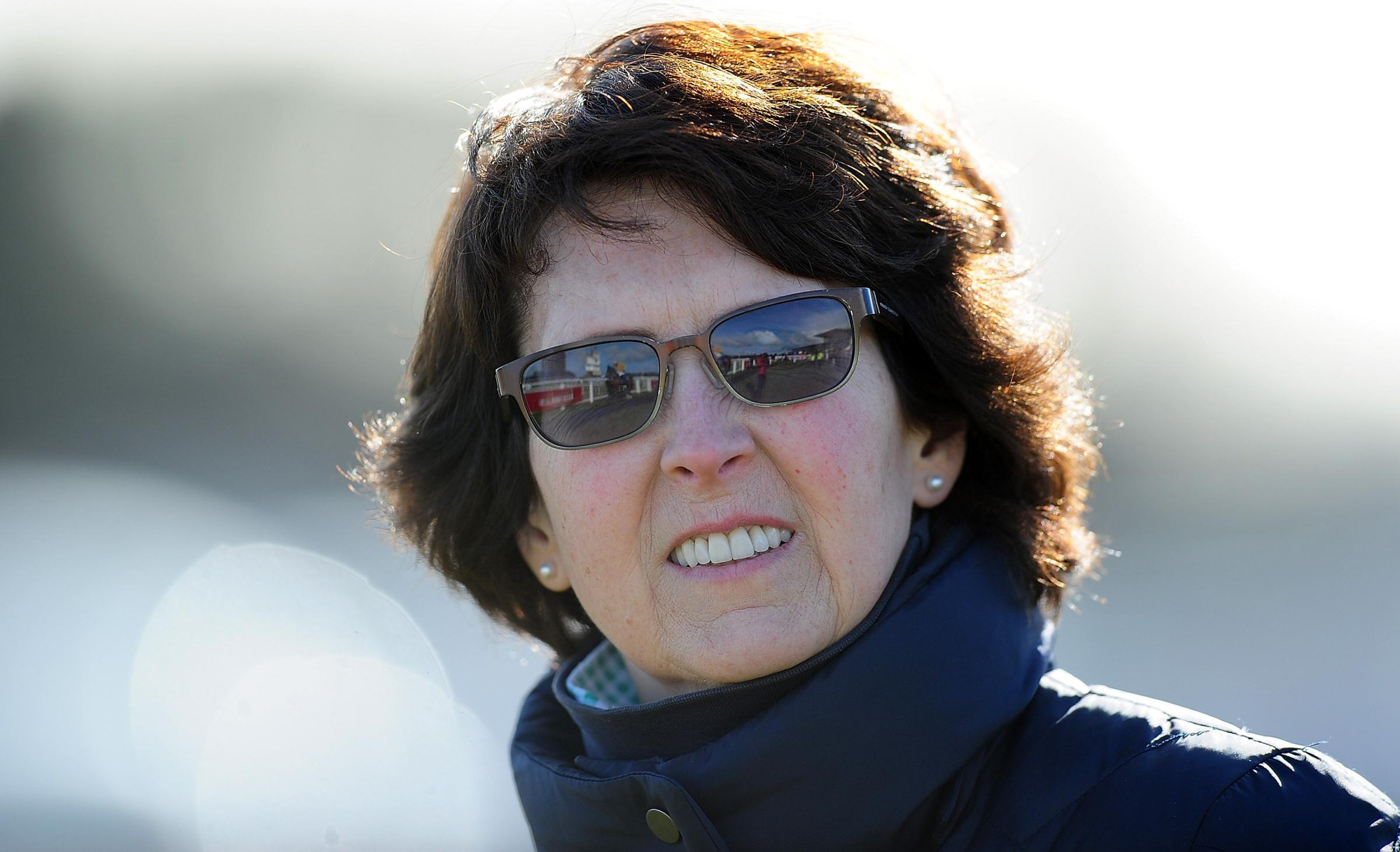 Venetia Williams had a win at Hereford Racecourse. Photo: Dan Mullan (Getty Images)