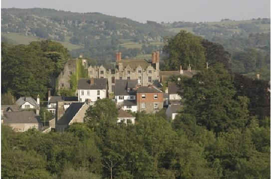 Hay-on-Wye is set to be covered by 4G mobile internet