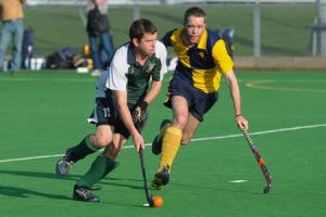 HOCKEY: Allen anticipating tight game in derby match