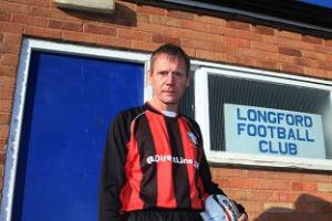 Waterlogged pitch damper on football legend Stuart Pearce's comeback