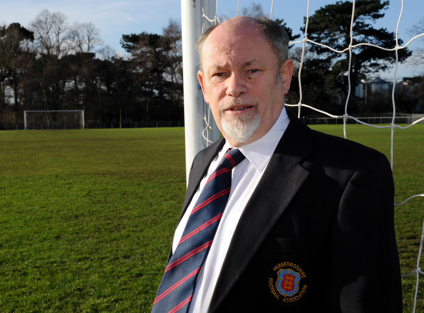Jim Lambert. The Herefordshire Football Association are setting up & running the local football league's from next season..