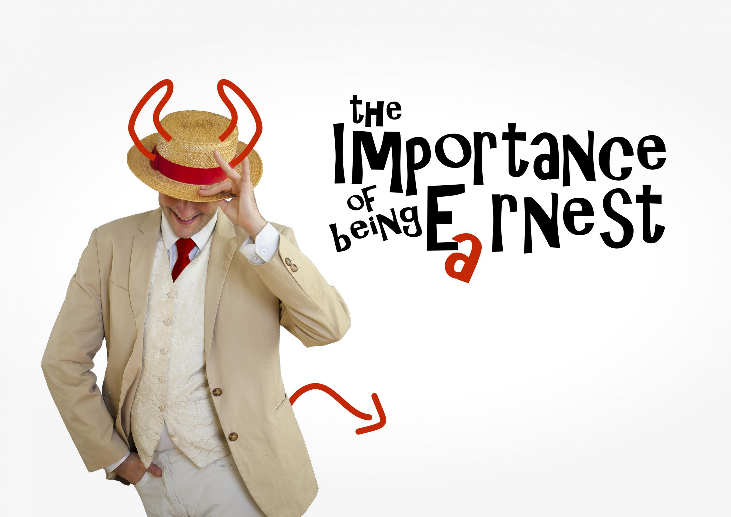 the importance of being earnest love The importance of being earnest is a side-splittingly funny story of courtships, betrothals and confused identities, in which two young men – jack worthing and.