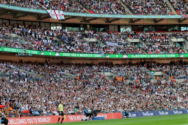 Hereford Fc Reached The Fa Vase Final On May 22 2016 Hereford Times