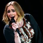 Hereford Times: Saying Hello to Glastonbury has given Adele's 25 a boost up the albums chart