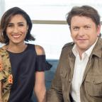 Hereford Times: Anita Rani and James Martin get mixed reviews for their This Morning debut