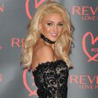 Hereford Times: Michelle Keegan shows off her new blonde look and steals the show
