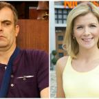 Hereford Times: Corrie shock as Steve McDonald revealed as father of Leanne Battersby's baby