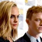 Hereford Times: Cara Delevingne debuts new haircut as she says she loves the Mile High Club - but she's been caught every time