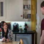 Hereford Times: EastEnders shows pregnant Whitney Dean confronting cheating boyfriend Lee Carter