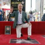 Hereford Times: Michael Keaton praises Michael Jordan at Hollywood Walk of Fame star ceremony