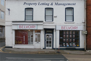 Hereford Times: Belvoir shop