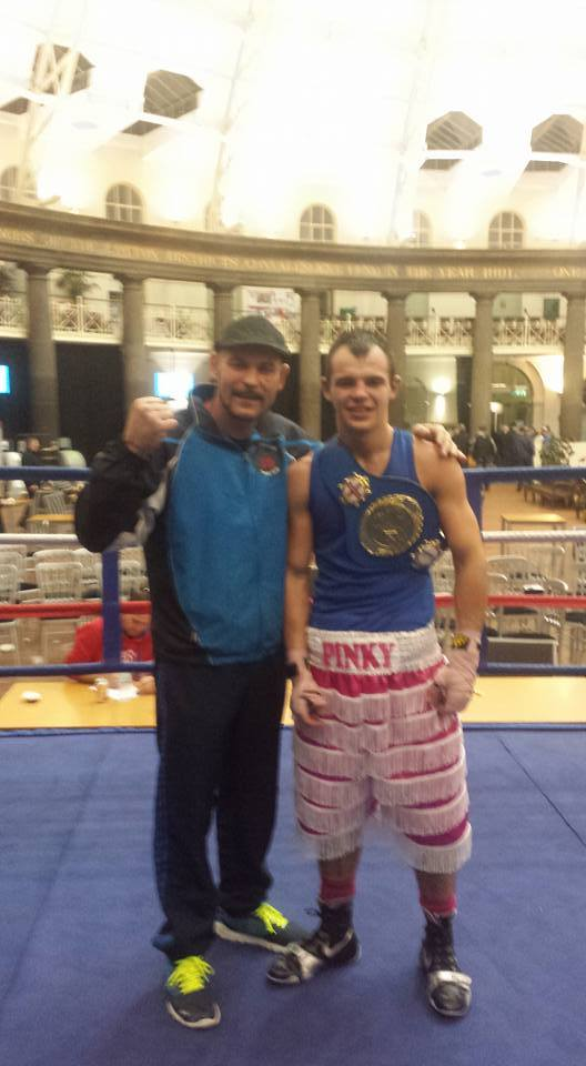 Ledbury Amateur Boxing Club's Fred and Alex Florence