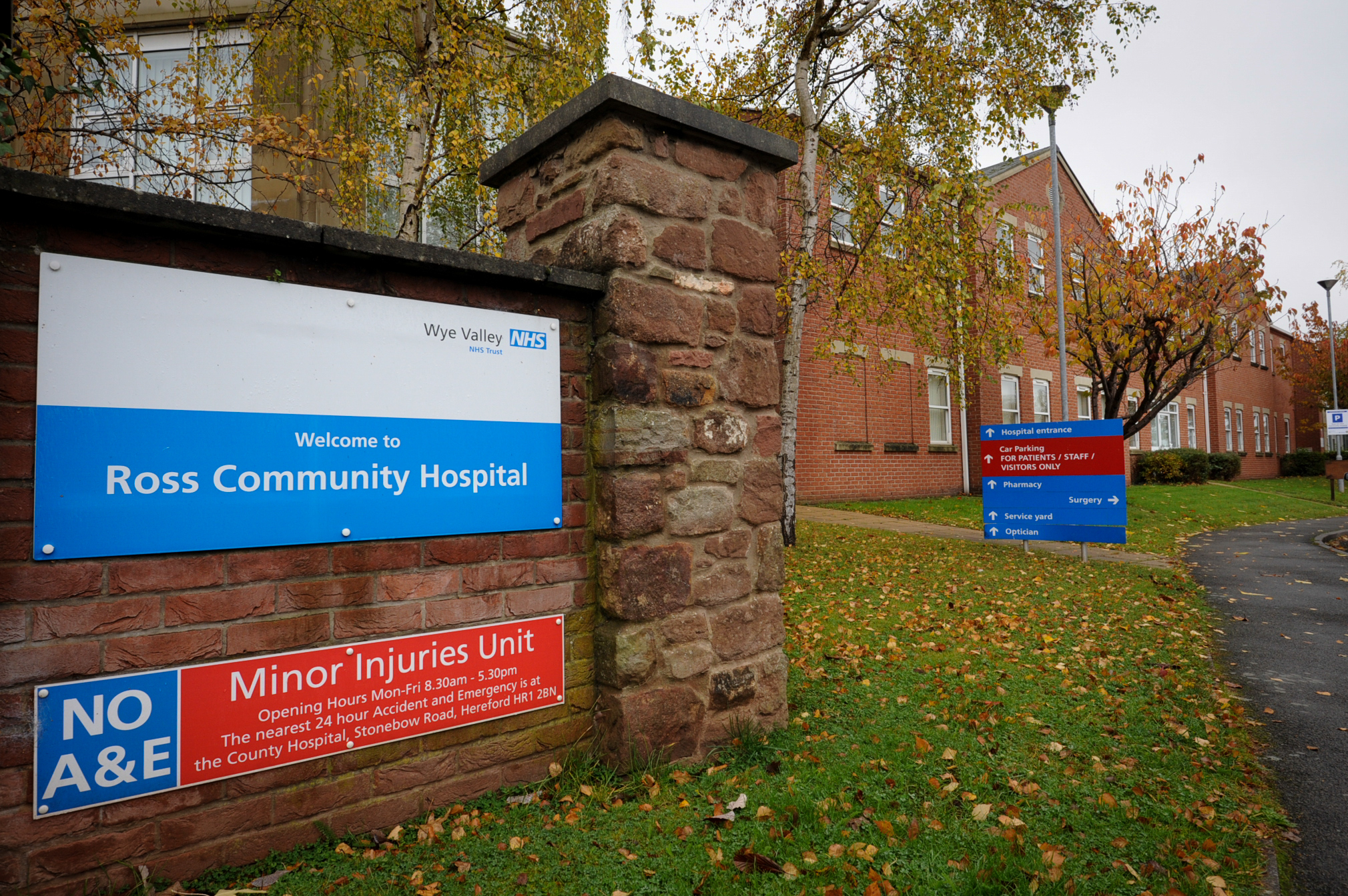 Ross Community Hospital, Alton Street, Ross-on-Wye..