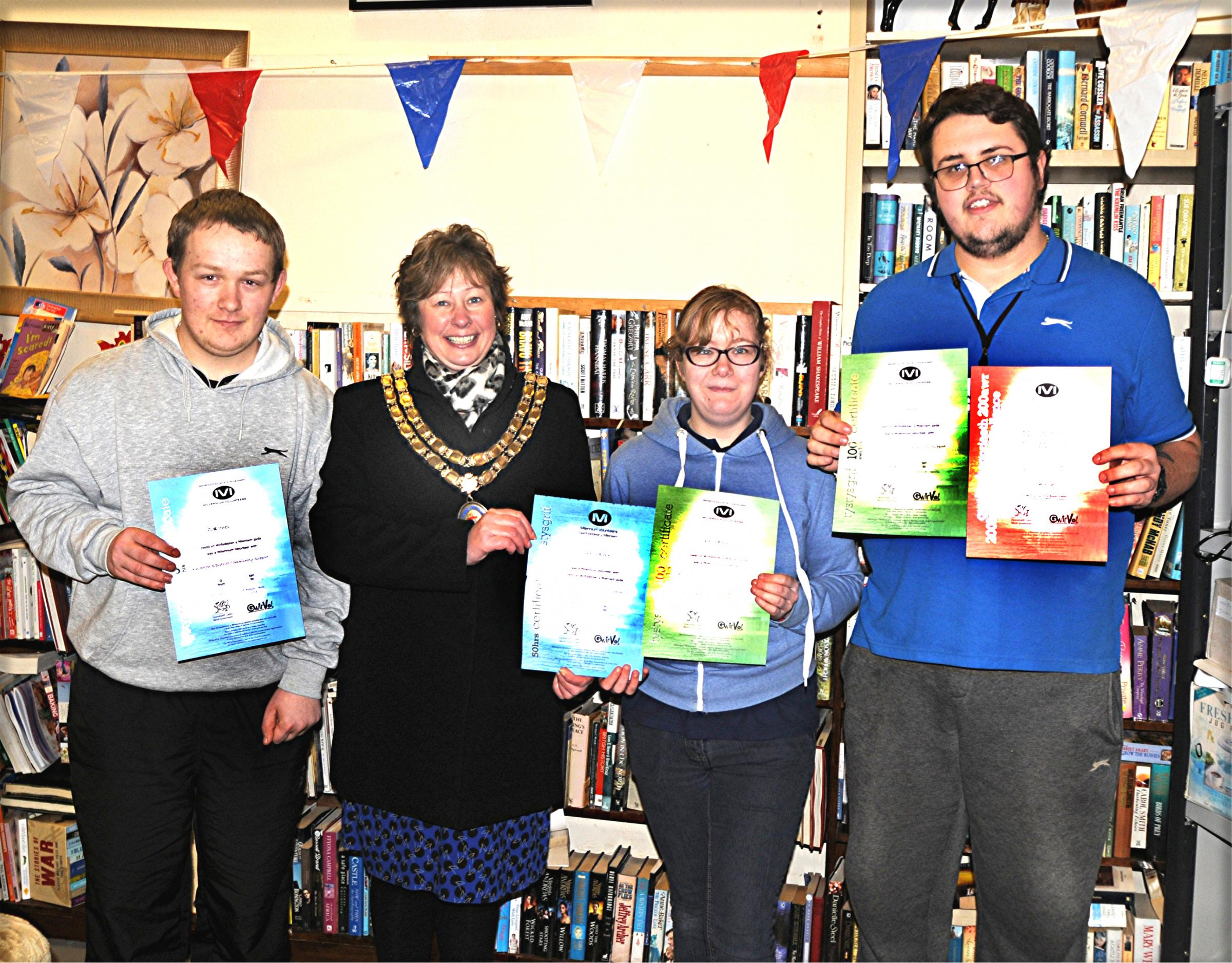 Young volunteers help the community | Hereford Times