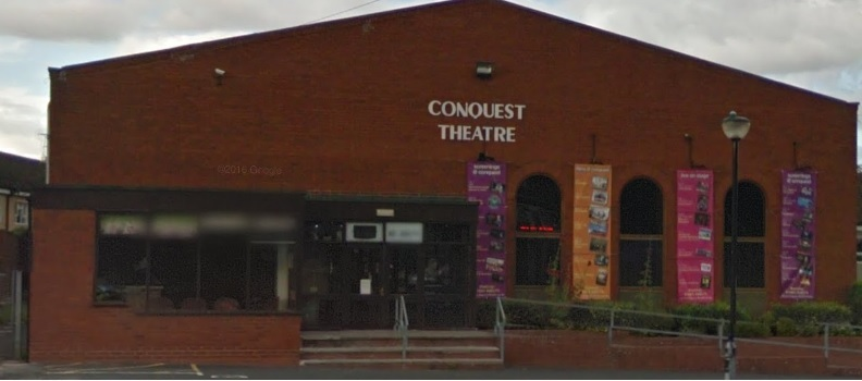 The Conquest Theatre in Bromyard is looking to expand. Picture: Google Maps