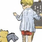 Hereford Times: Parents are 'over-organising' children, says Winnie-the-Pooh writer