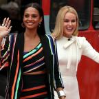 Hereford Times: Britain's Got Fashion! Alesha Dixon and Amanda Holden have BGT style-off