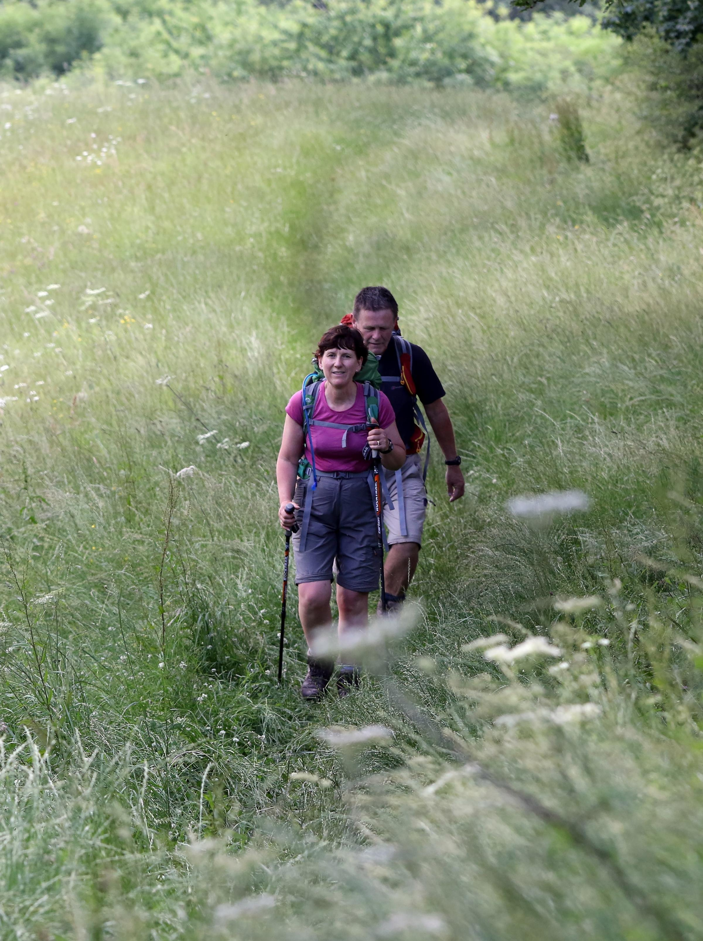 St Richard's Hospice's Worcestershire Way Walk