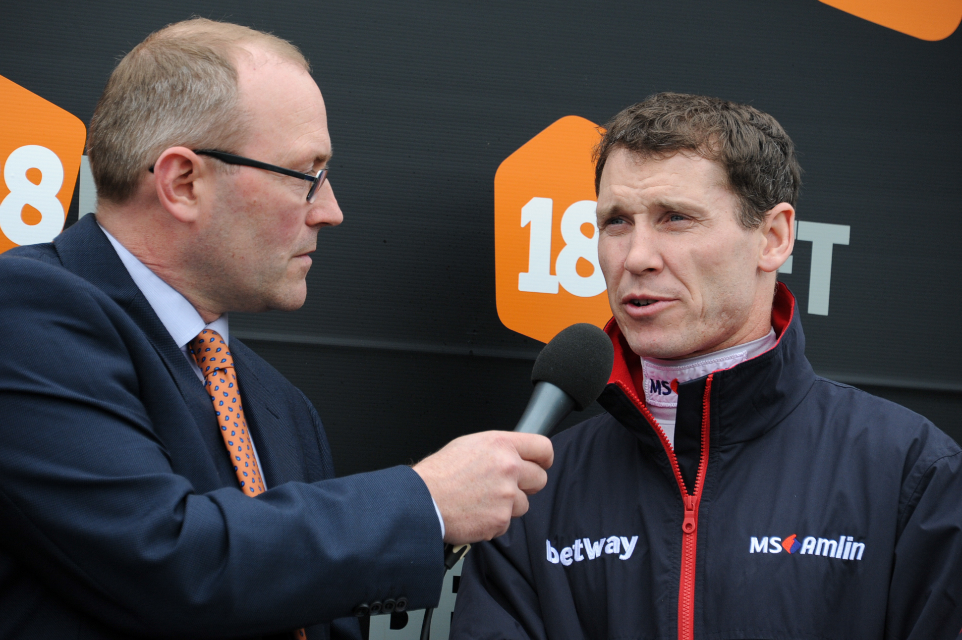 Richard Johnson will be riding Native River in the Cheltenham Gold Cup tomorrow. Photo: James Maggs