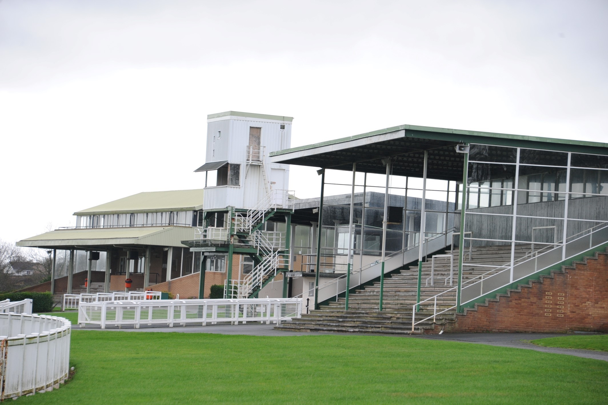 There will be a point-to-point meeting at Hereford Racecourse this Saturday