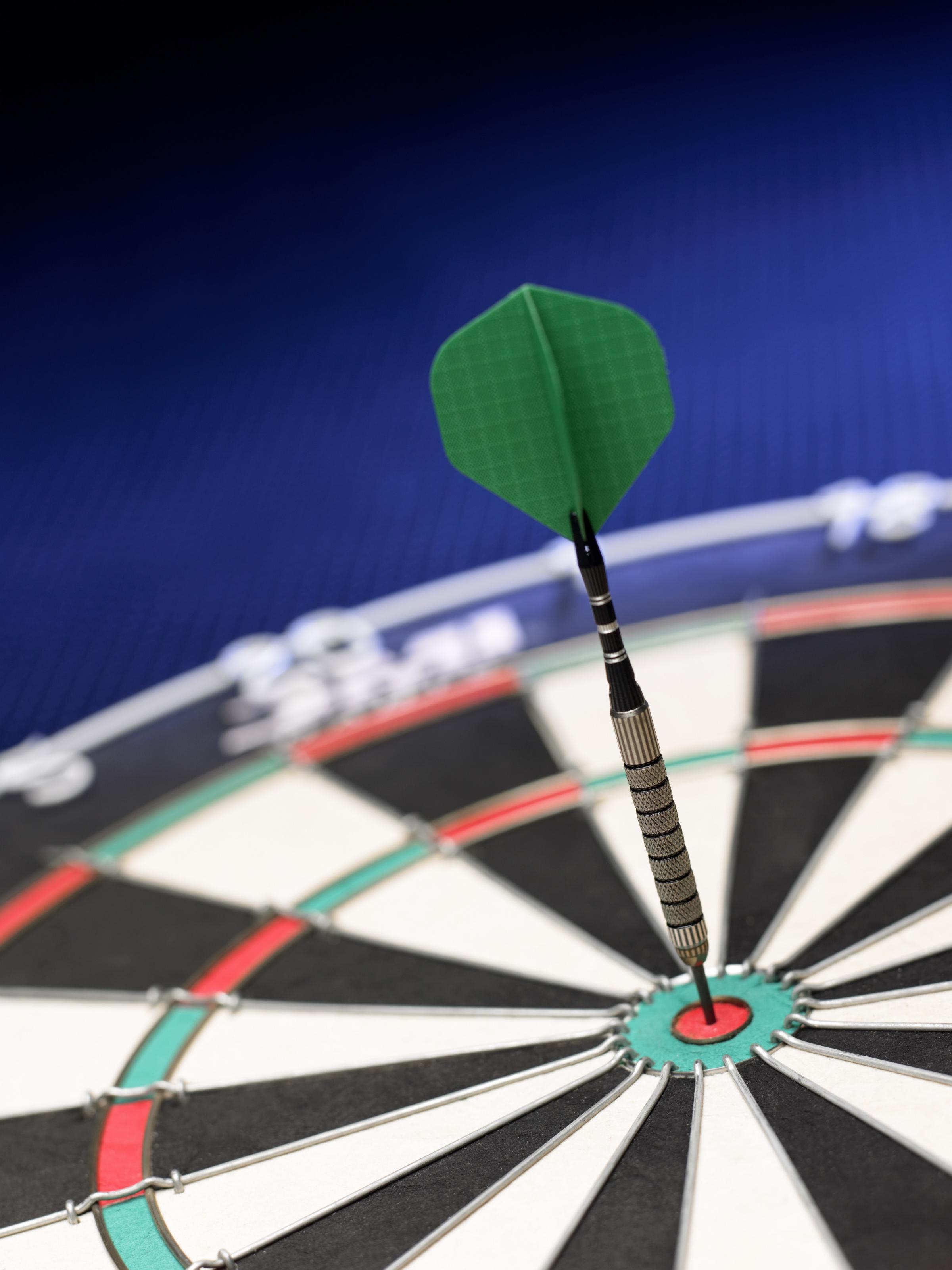 There will be a charity darts competition at the Richmond Club