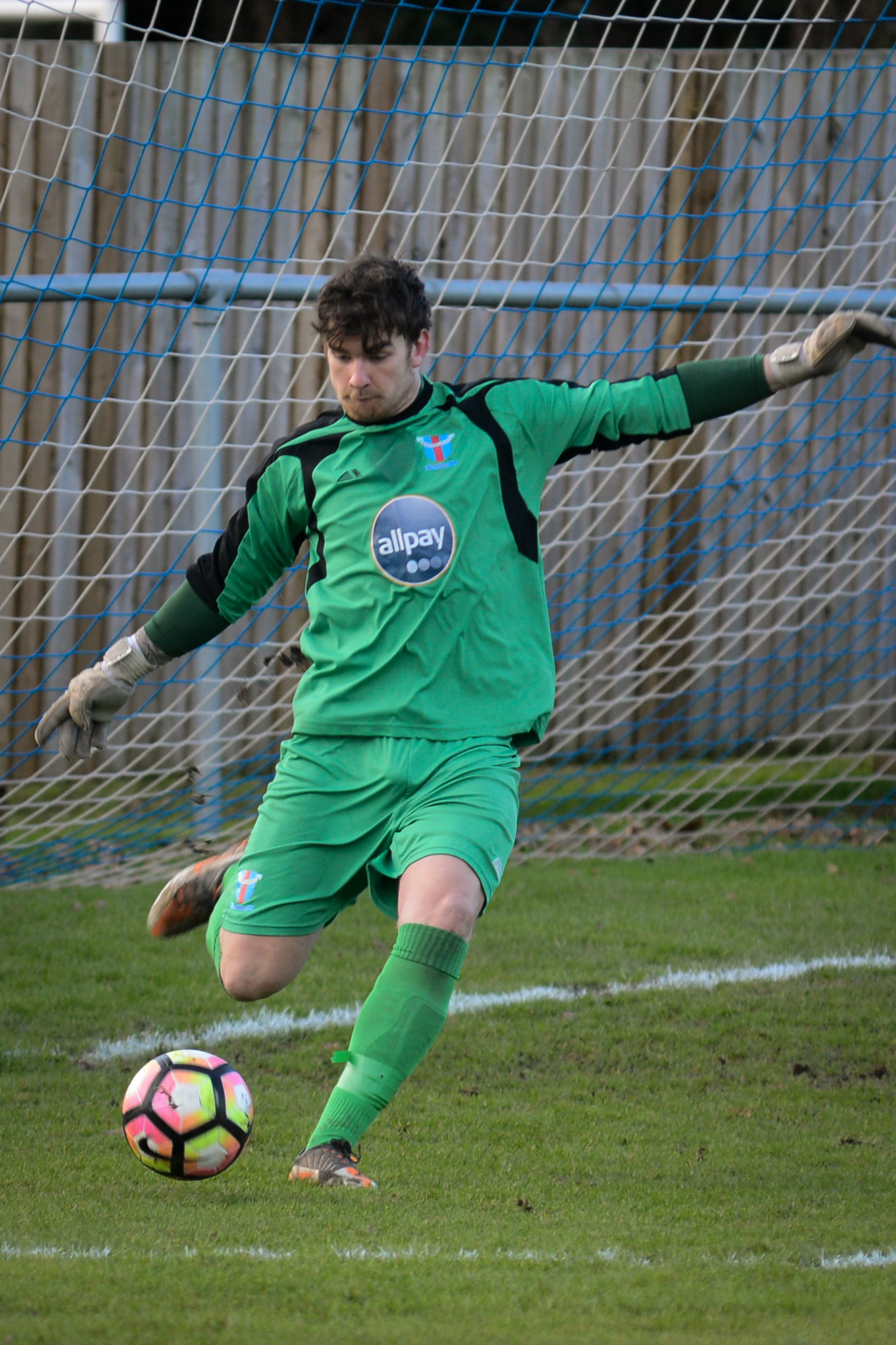 Goalkeeper Matt Gwynne has left Westfields for Worcester City