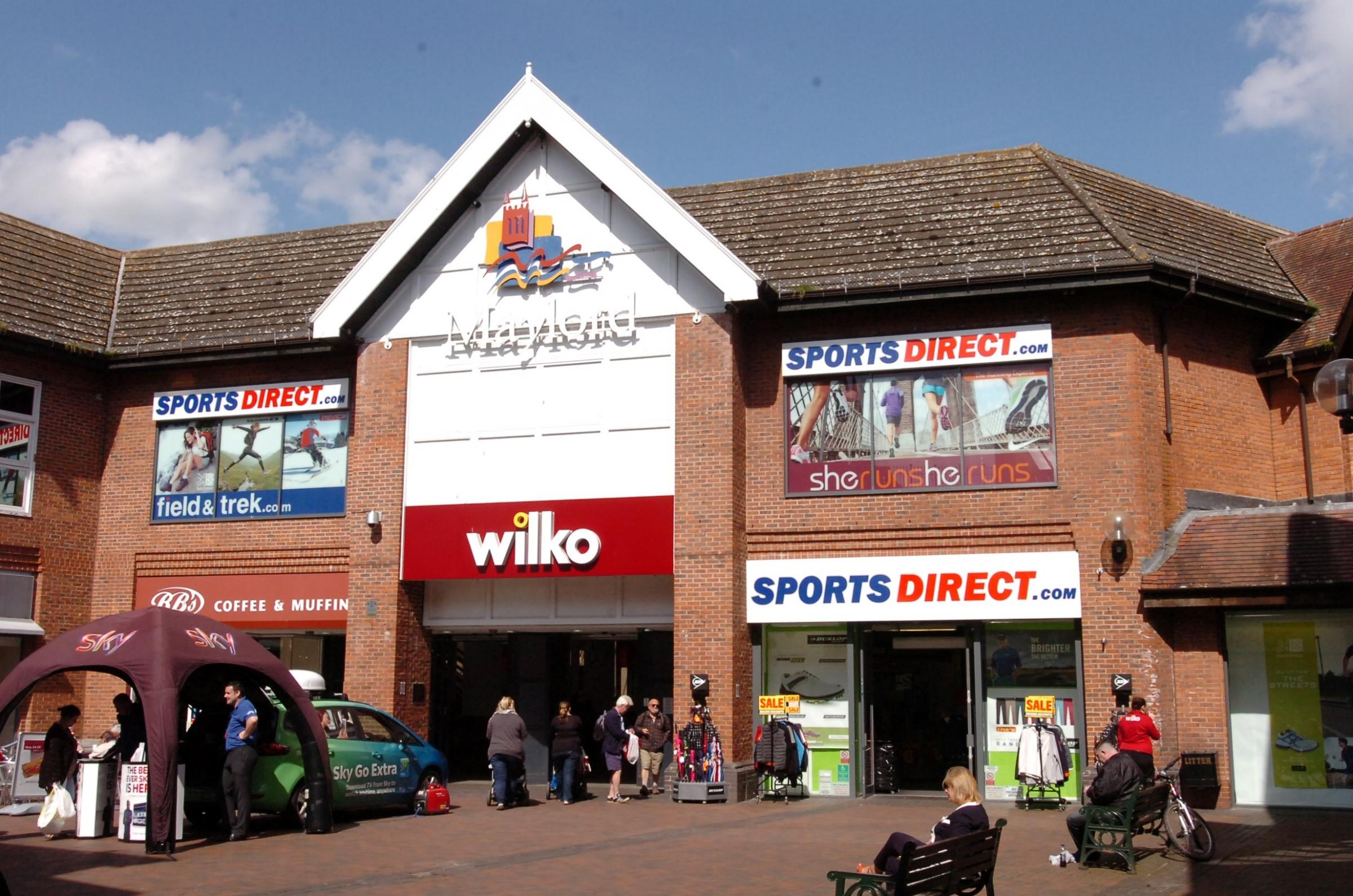 Maylord Shopping Centre backs business awards Hereford Times