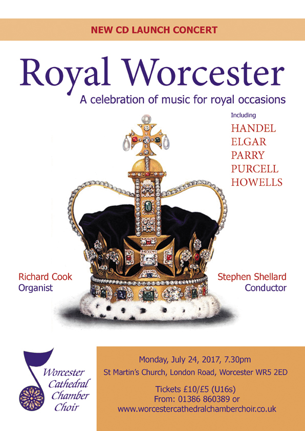 Royal Worcester: A Celebration of Music for Royal Occasions