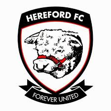 Gethyn Hill has joined Hereford on loan