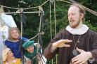 Rain or Shine return to the county on Sunday with this summer's production of Twelfth Night