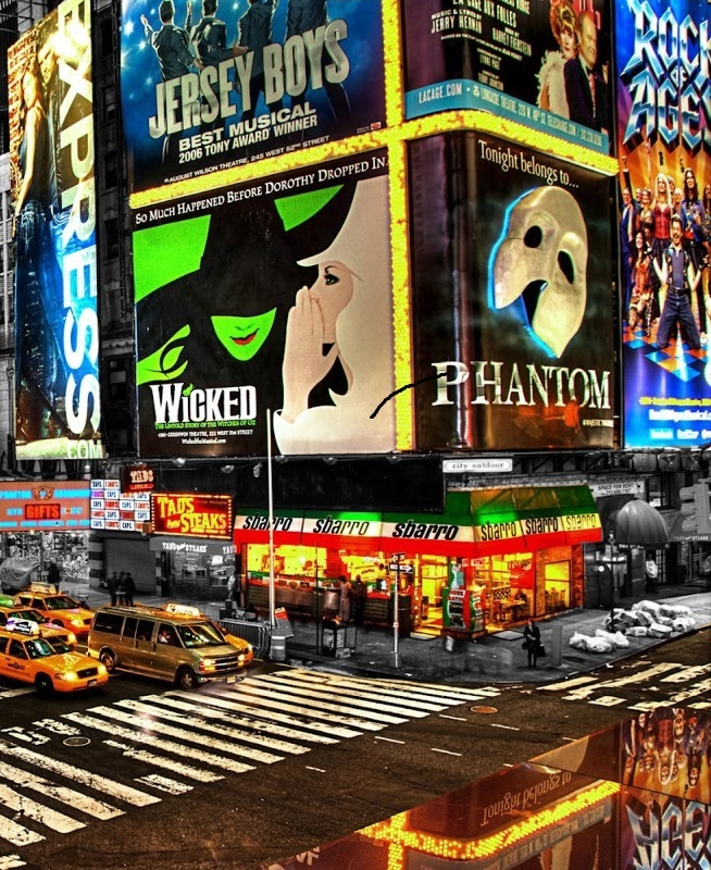 A Night on Broadway features top tunes from classic and contemporary musicals