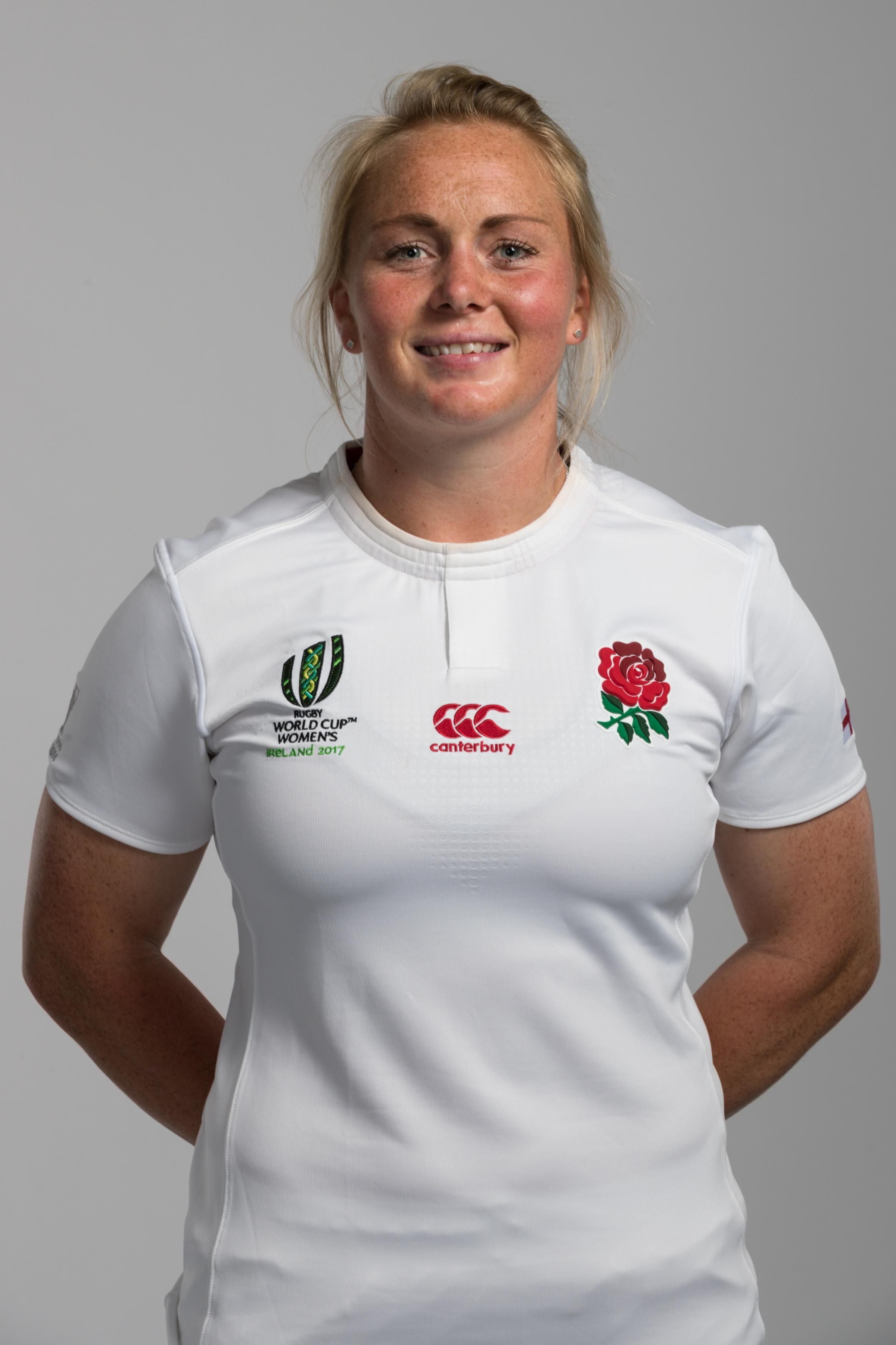 Izzy Noel-Smith. Photo: RFU Collection