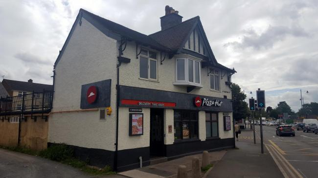 Pizza Hut Delivery In St Martins Street Hereford Lose