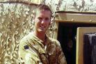 Private Phillip Hewett was killed while on patrol in Iraq