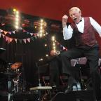 Hereford Times: Sir Bruce Forsyth performing on the Avalon stage at the Glastonbury 2013 Festival (Anthony Devlin/PA Wire/PA Images)