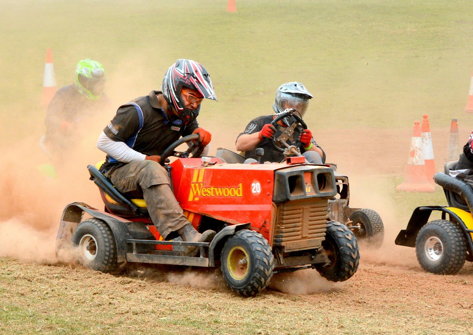 West Midlands Lawn Mower Racing Association