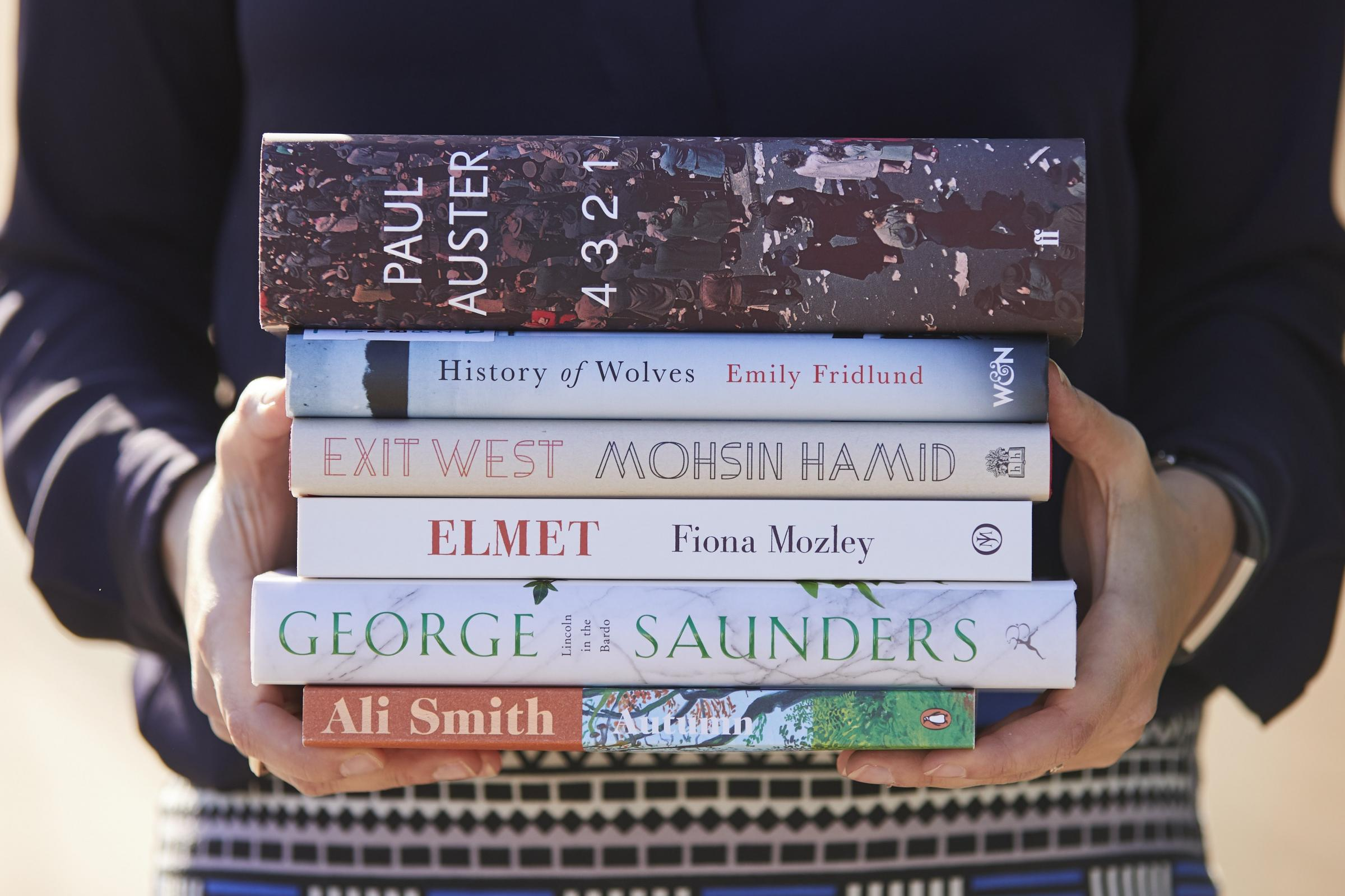 The Man Booker Prize shortlist (Janie Airey)