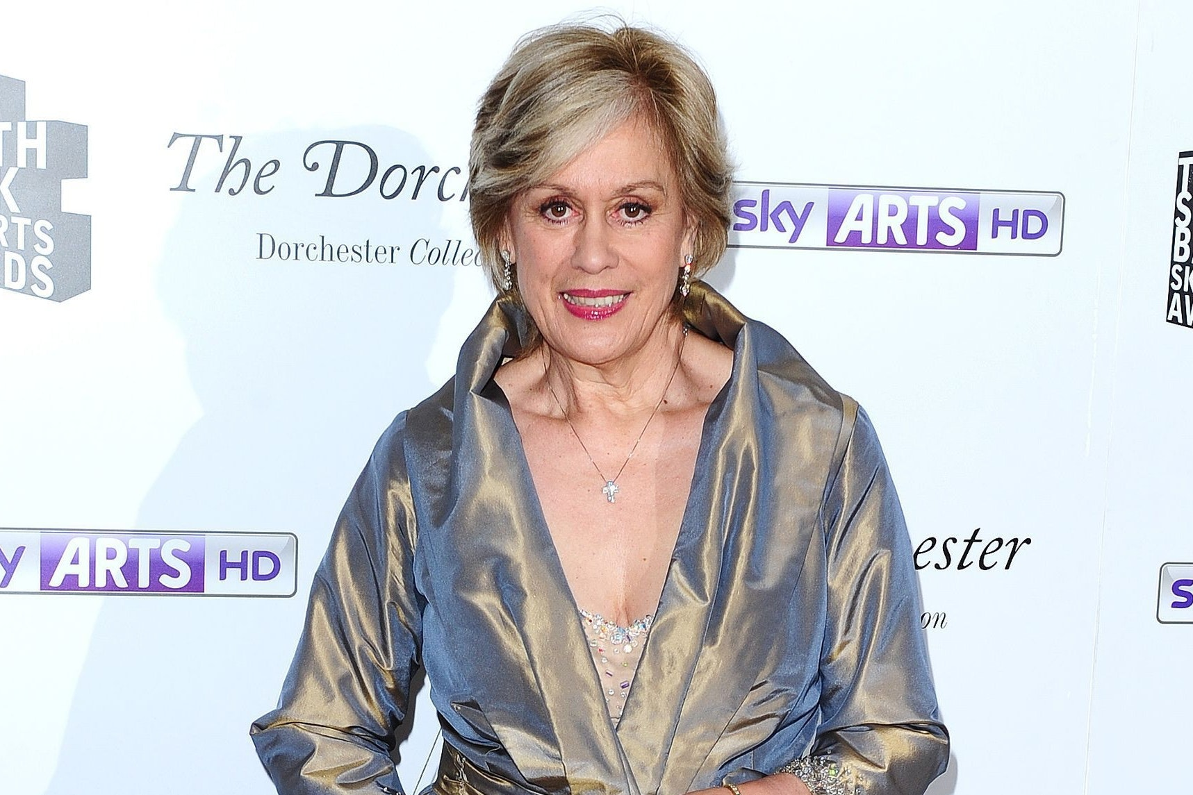 Dame Kiri Te Kanawa has given an emotional award speech after revealing she had retired (Ian West/PA)