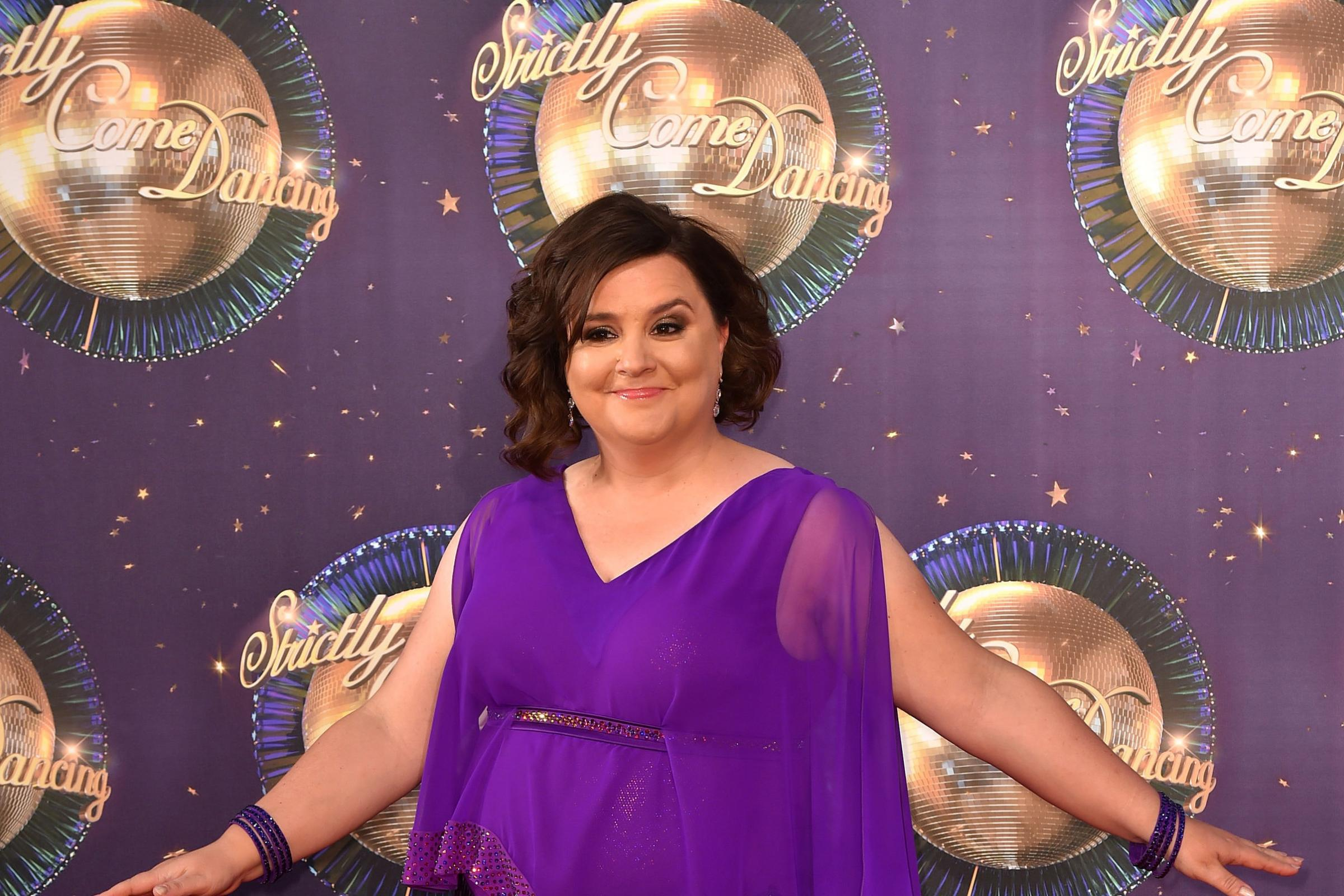 Susan Calman at the Strictly Come Dancing launch (Matt Crossick/PA)