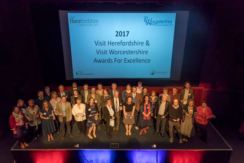 The 2017 Visit Herefordshire and Worcestershire Awards for Excellence