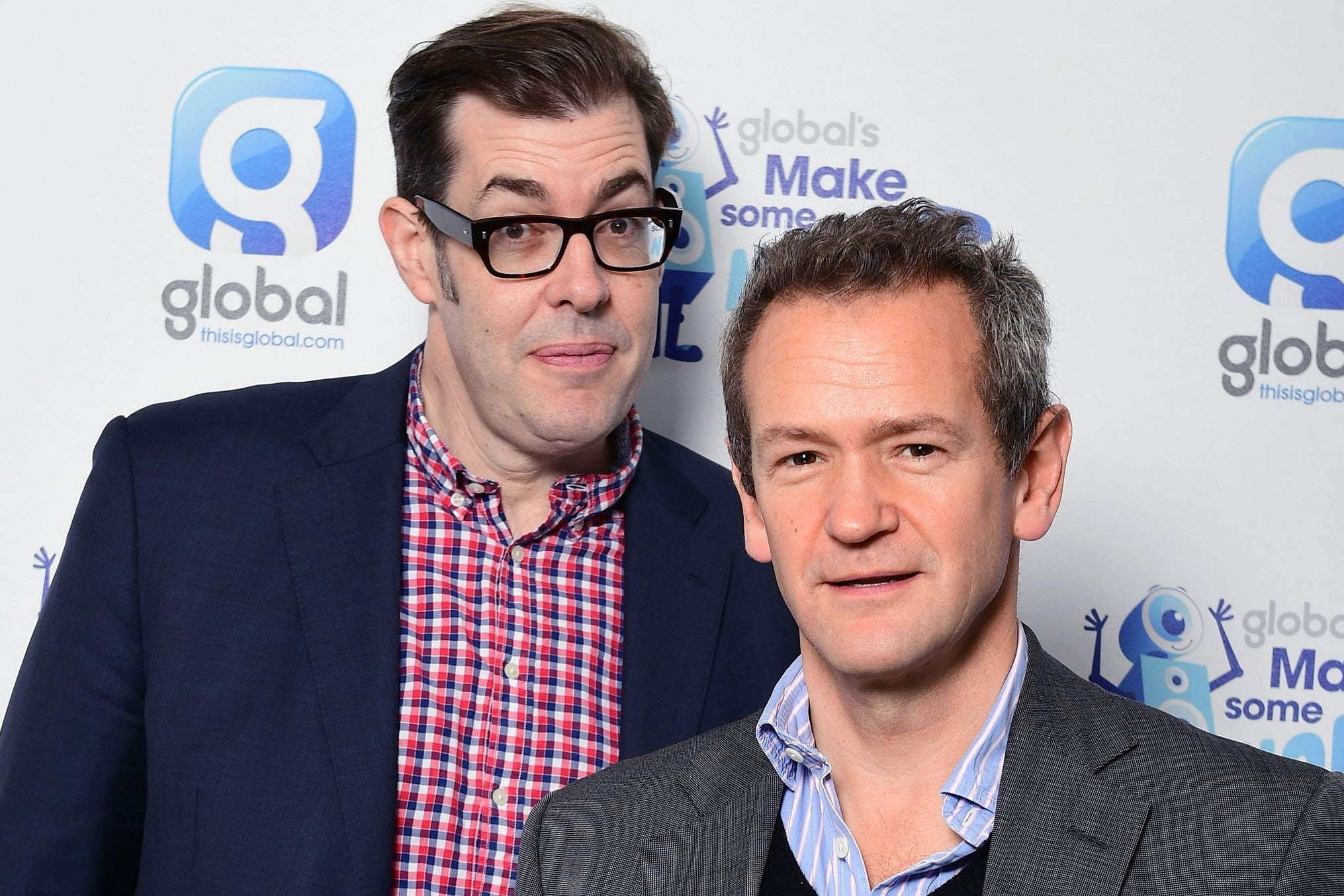 Richard Osman told of his fears over the 'shelf life' of Pointless (Ian West/PA)