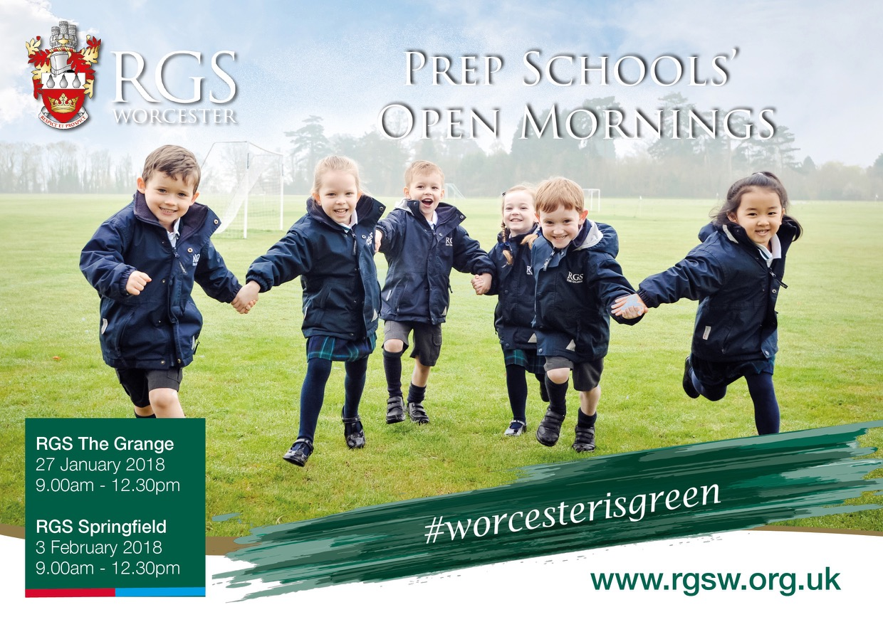 RGS Springfield Open Morning