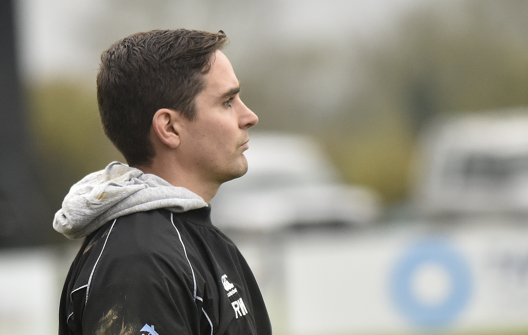Luctonians head coach Ryan Watkins. Photo: David Griffiths
