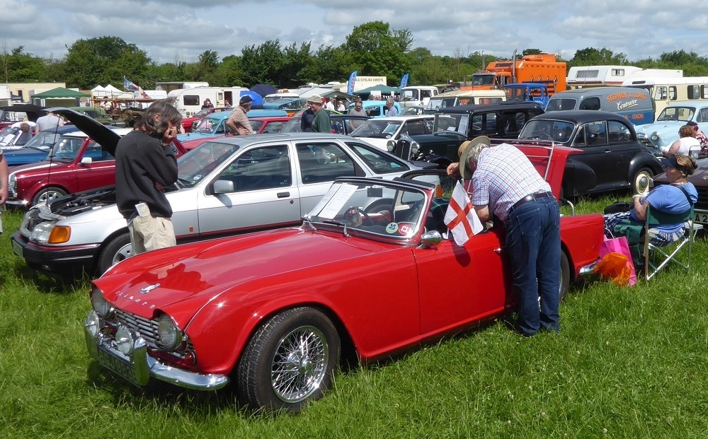 4th Lechlade Annual Vintage Rally & CountryShow