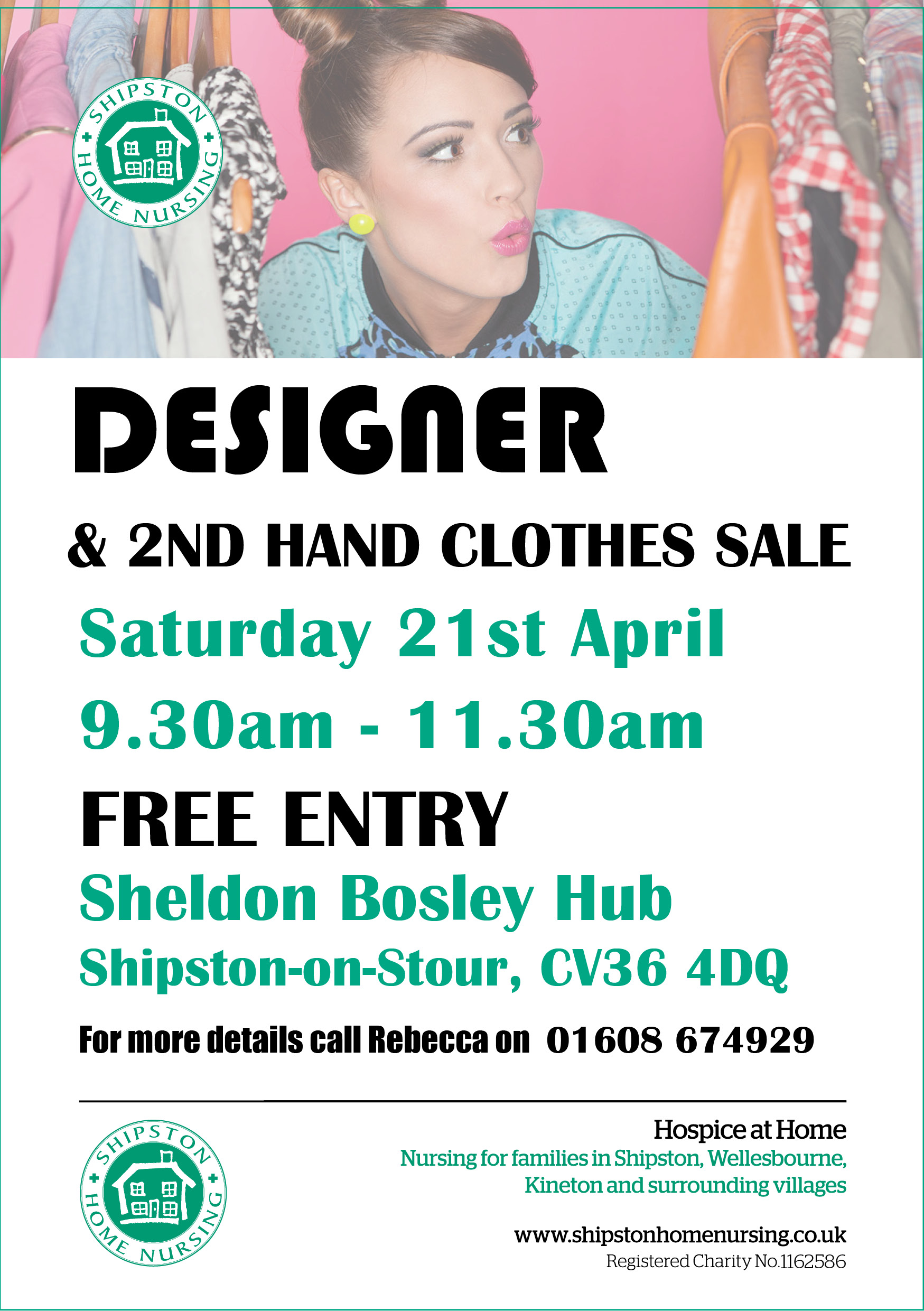 Designer & Second Hand Clothes Sale