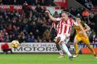 Charlie Adam's late penalty was saved (Martin Rickett/PA)