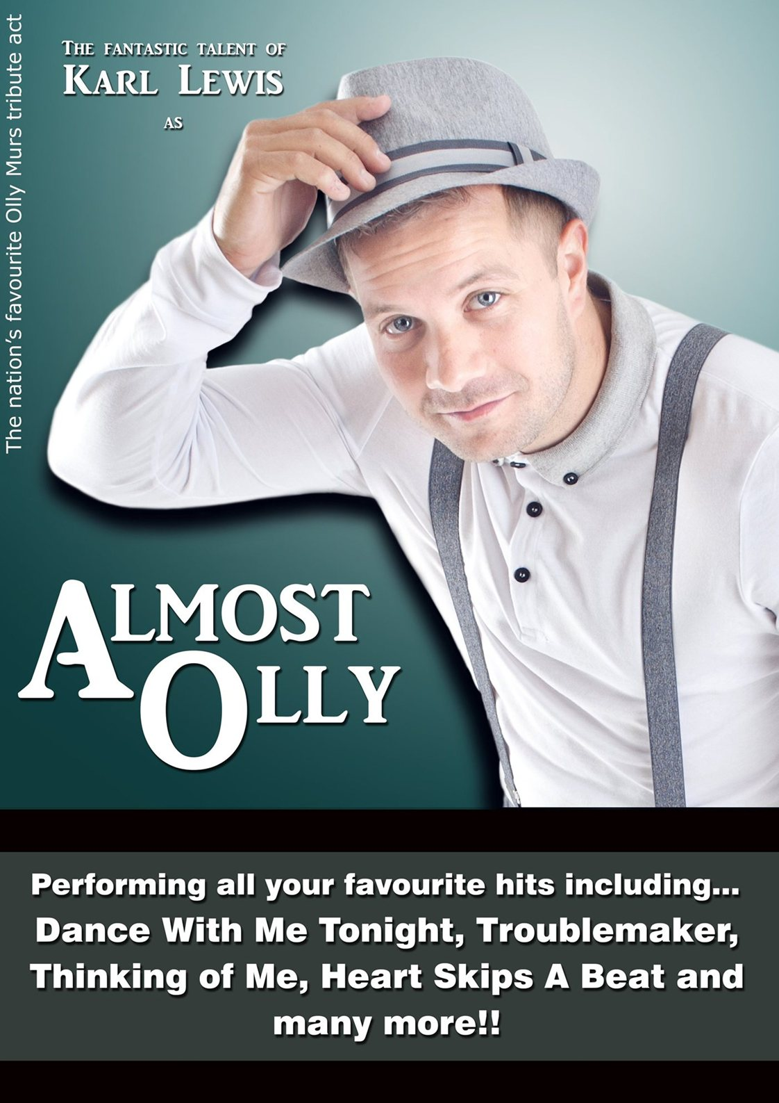 Olly Murs Tribute