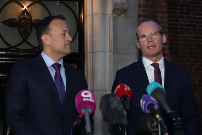 Irish Foreign Minister Hits Out At Criticism Of Good Friday